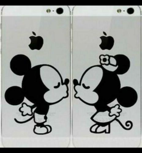 Mickey Disney Vinyl Decal/Sticker - laptop