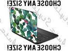 Mini Cactus Flower Boho Laptop Skin Vinyl Decal Sticker HP A