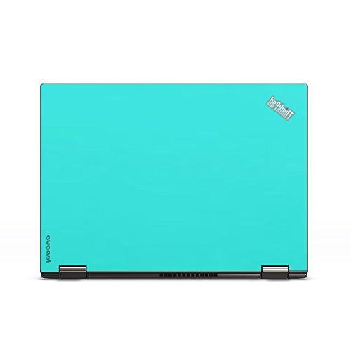 "Mint Green skin decal wrap Case Lenovo 260 12.5"""