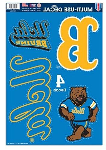 ncaa ucla bruins sheet multi