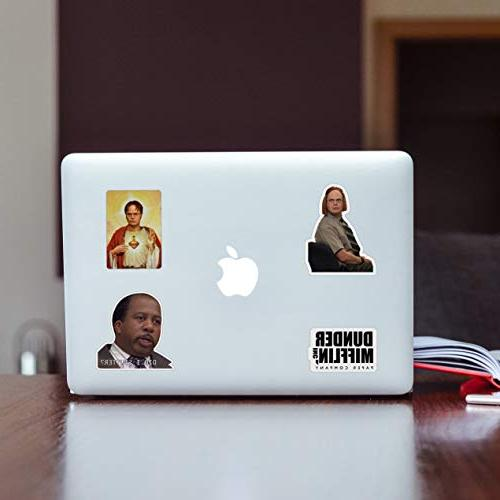 The Office Sticker Pack of The Stickers The Stickers, Funny Stickers Laptops, Computers, Bottles