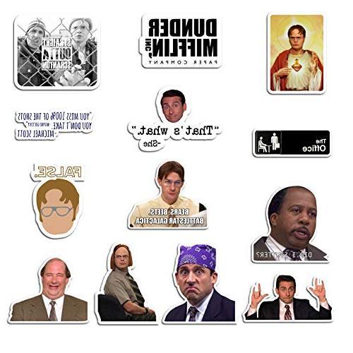 office sticker stickers