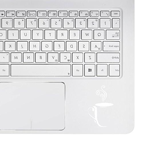 StickAny Palm Mug Sticker Pro, Chromebook, and Laptops