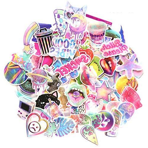 pink lollipop laptop sticker cute