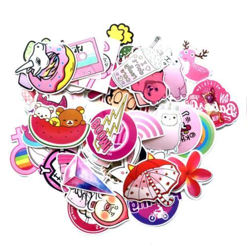 Pink Lollipop Pack Unicorn