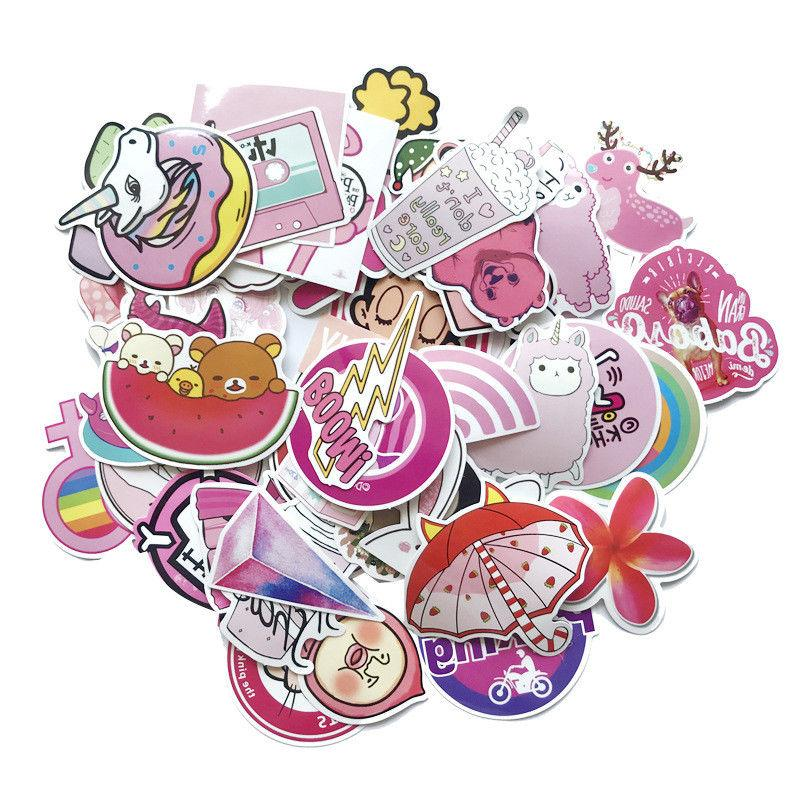 Pink Pack, PVC Girl Skateboard 50pcs