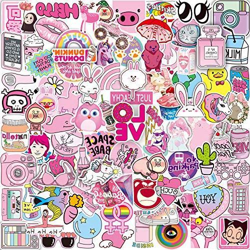 pink vinyl cute