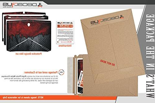 Decalrus Protective Skin skins Sticker Dell Latitude E7250 case cover