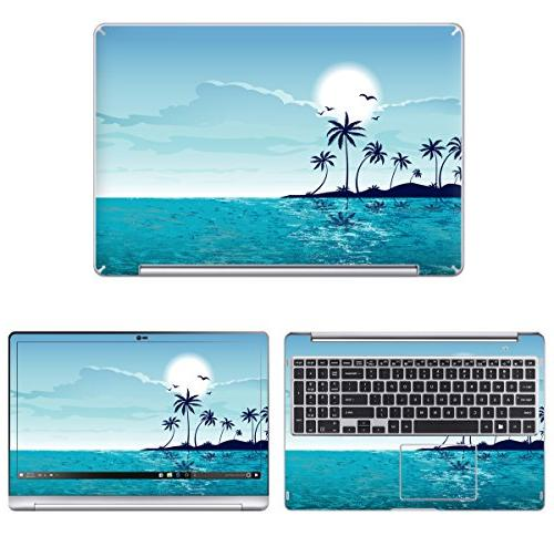 protective decal skin sticker for samsung notebook