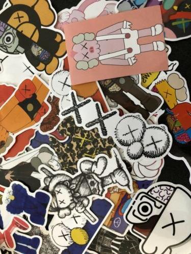Random stickers Notebook No Duplicate