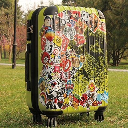 Cool Sticker Music Film Vinyl Guitar Door Laptop Luggage Bike Bicycle Stickers
