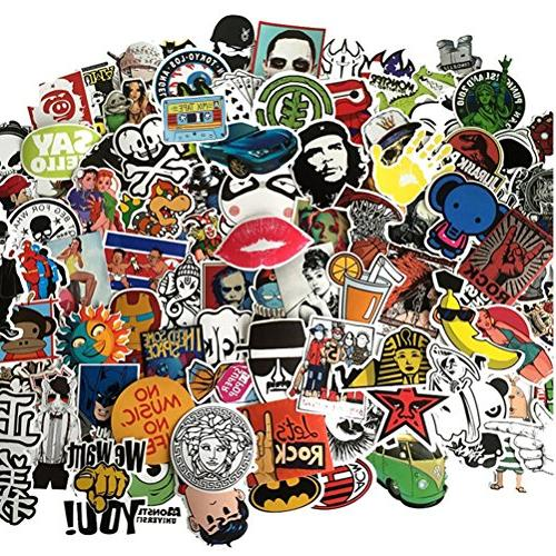 random sticker 50 variety vinyl
