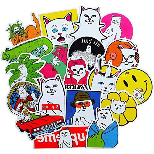 ripndip stickers