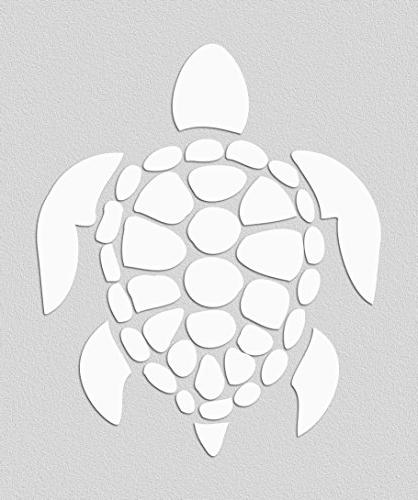Sea Turtle ViaVinyl for Yeti and Rtic and MacBooks, iPads tablets, iPhones and automobile and
