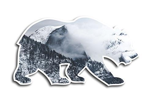 snowy half dome yosemite valley