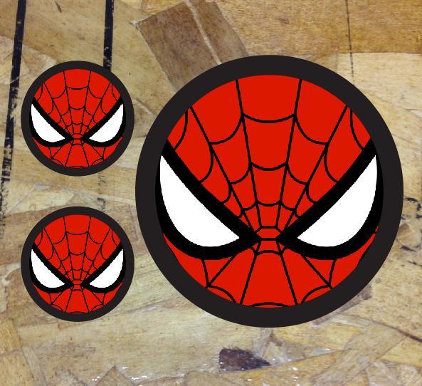 spiderman vinyl decal sticker car truck laptop