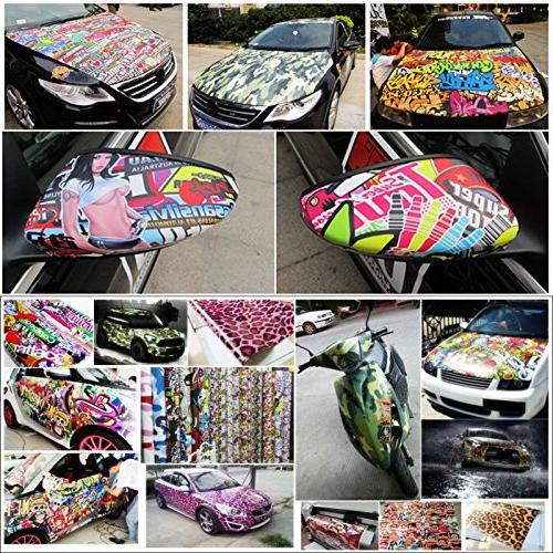 Sticker Pack ,Sanmatic Sticker Decals Vinyls for Luggage,Bumper Stickers Hippie Decals Bomb Waterproof …