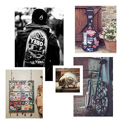 StillCool Stickers 200 Vinyl Graffiti Luggage Bike Decals Lot Fashion Cool