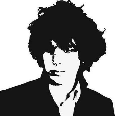 Syd Barrett Pink Floyd vinyl decal car window laptop sticker