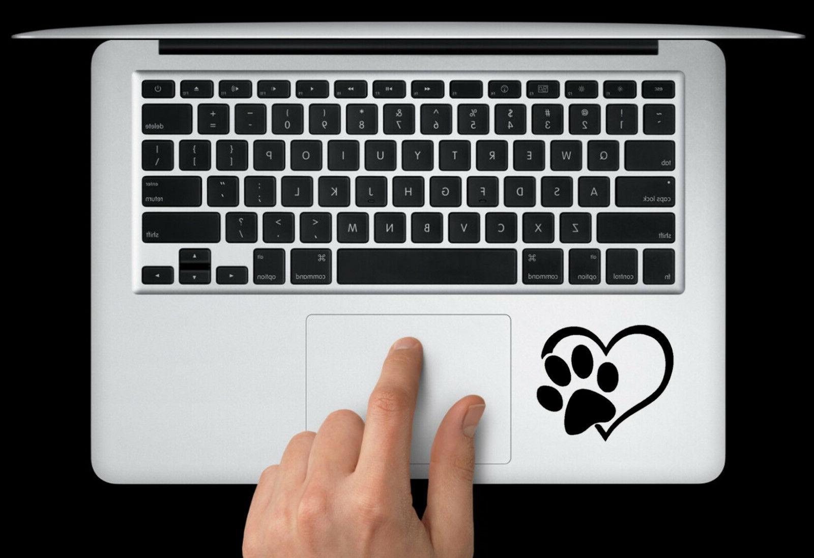 thatlilcabin paw print heart 3 as1433 laptop