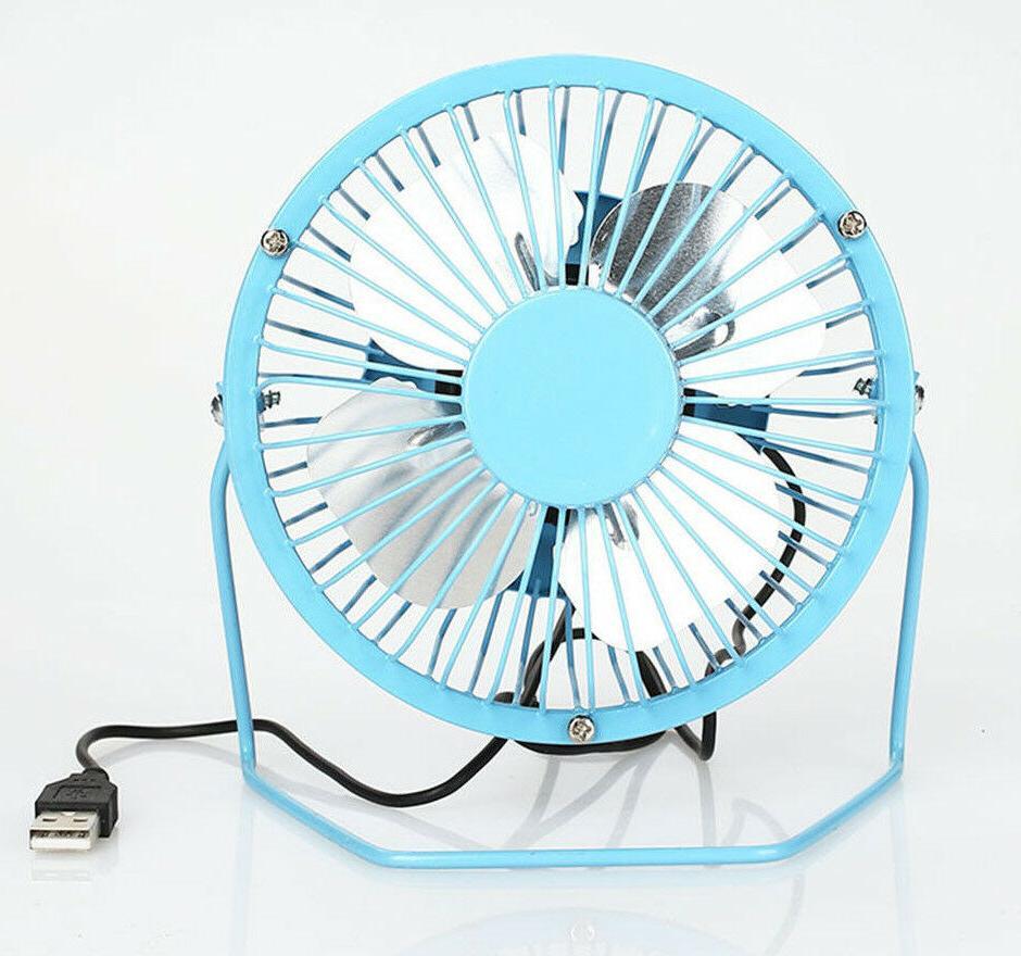 USB Fan Mini Desktop Fan Office Laptop New