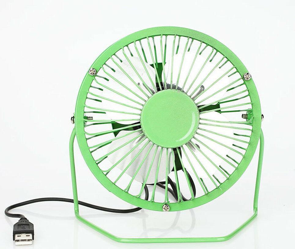 USB Mini Portable Desktop Cooling Fan Laptop New
