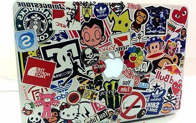 Vans Off Wall Skate Luggage Decal Stickers Of