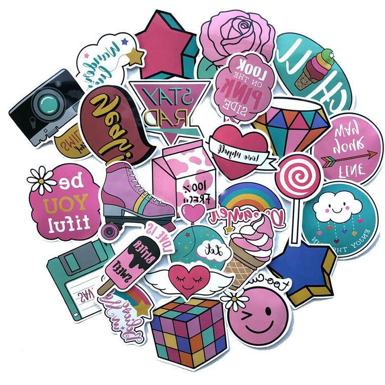 Warm Pink Theme Sticker