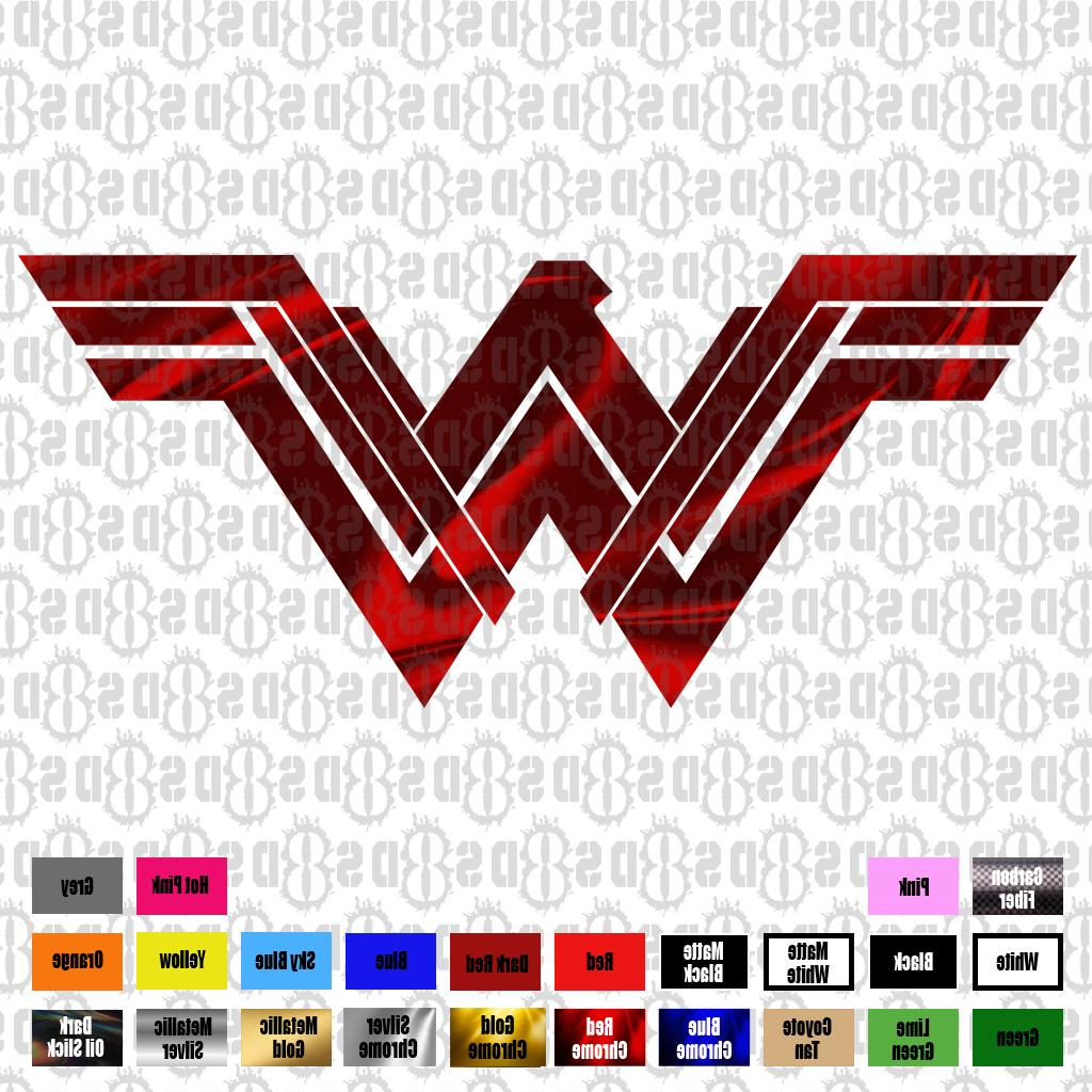 Wonder 2017 Vinyl laptop cell car