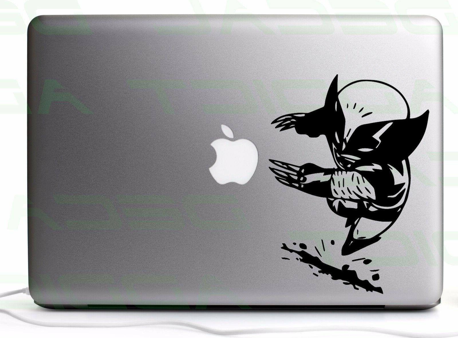 X-Men Wolverine Vinyl Decal Sticker for Car/Laptop/Console