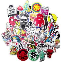 50-500 pcs Piece laptop car, motorcycle, bicycle, luggage de