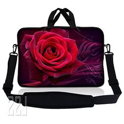 """LSS 17-17.3"""" Laptop Sleeve Bag Compatible with Acer, Asus, D"""