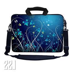 Laptop Skin Shop 15.6 inch Laptop Sleeve Bag Notebook w Extr
