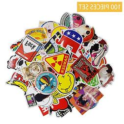 Laptop Stickers, Super Cool and Fashion Waterproof Stickers