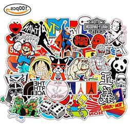 Laptop Stickers , Random Stickers, Waterproof Vinyl Stickers