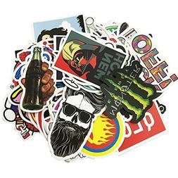 Laptop Stickers 300 pcs Random Sticker Pack Car Stickers Mot