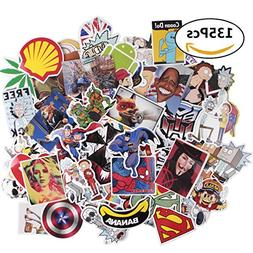 laptop waterproof stickers car