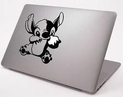 Lilo and Stitch  Apple Macbook Air/Pro/Retina vinyl sticker.