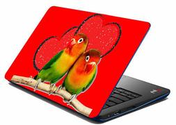 Love Bird Laptop Mac Decal Sticker Vinyl Skin for MacBook Ai
