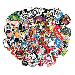 CHNLML Love Sticker Pack 100-Pcs,Cool Sticker Decals Vinyls