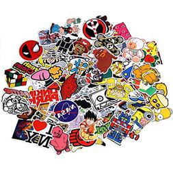 Love Sticker Pack 100-Pcs Sticker Decals Vinyls for Laptop,K
