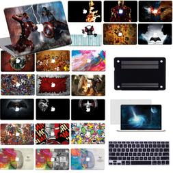 For Mac Macbook 11/12/13/15 inch Laptop Shell Colorful Paint