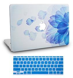 KEC MacBook Pro 13 Case 2017 & 2016 w/Keyboard Cover Plastic