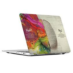 iCasso Macbook Air 11 Inch Case Art Printing Matte Hard Shel