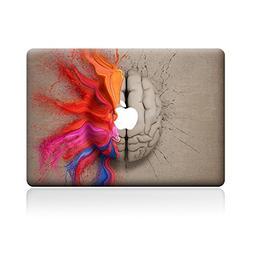 GTNINE MacBook Sticker 3D Creative Brain Full Set MacBook Vi