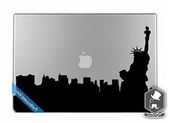 MacBook TV Commercial New York NYC Skyline Statue of Liberty