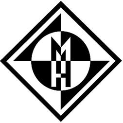 "Machine Head Rock Band Vinyl Decal Sticker- 6"" Wide Gloss Wh"