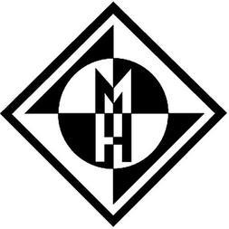 "Machine Head Rock Band Vinyl Decal Sticker- 6"" Wide Gloss Wh"