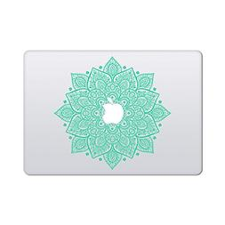 Laptop Stickers MacBook Decal - Removable Vinyl w/Glowing Ap