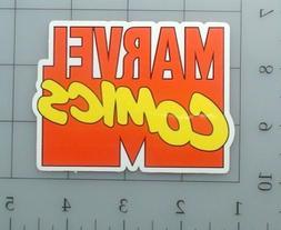 marvel comics sticker logo skate cell laptop bumper vinyl de